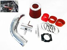 RED For 1995-1999 Nissan Maxima 3.0L V6 Cold Air Intake System Kit + Filter