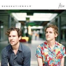 CD Generationals Alix Digipack