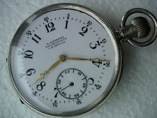 Very Rare MEYLAN high grade Pocket Watch just full serviced perfect working cond