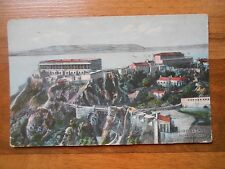 Old Vintage Postcard Gibralatar Buena Vista from South - Prudential Insurance NJ