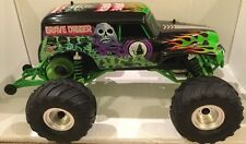 1/10 traxxas grave digger brushless (brand new)