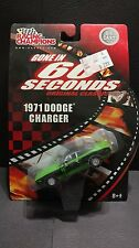Racing Champions 1971 71 Green Dodge Charger Gone in 60 Seconds 1:64 Diecast