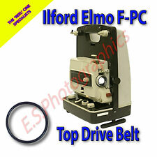 ILFORD ELMO F-PC 8mm Cine Projector Belt (Top Drive Belt)
