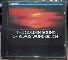 KLAUS WUNDERLICH THE GOLDEN SOUND CD RARO