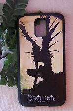 USA Seller Samsung Galaxy S5 SV Anime Phone case Cover Death Note Shinigami ryuk