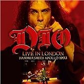 Dio - Live in London (Hammersmith Apollo 1993) (2014)  2CD  NEW  SPEEDYPOST