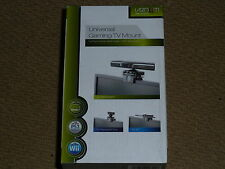 UNIVERSAL TV MOUNT STAND PS3 PSMove EYE CAMERA XBOX 360 KINECT SENSOR BRAND NEW!