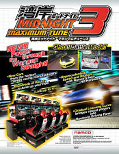 Wangan Maximum Tune 3 - 820HP Full Tuned - Level 46 Dress Up - 1 Card