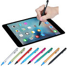 Screen Touch Pen Stylus With USB Charging Wire For iPad Pro/2/3/4/mini/Air NEW