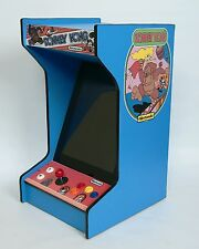 *New* Upright Bartop/Tabletop Donkey Kong Arcade Machine With 412 Classic Games