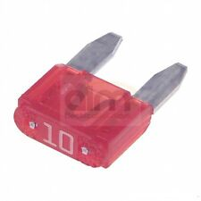 RED 10A MINI BLADE FUSES X 50 FOR CAR BOAT KIT CAR FUSE