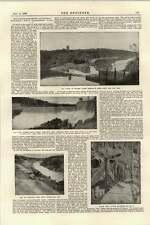 1895 planta de transmisión de energía eléctrica Folsom Sacramento