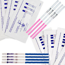 Women Home Fertility Kit 10 Early Pregnancy HCG And 30 Ovulation LH Test Strips
