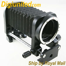 Macro Fold Extension Bellows for Canon EOS EF mount camera 5D II 7D 50D 60D 600D