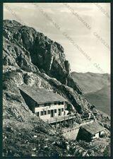 Belluno Comelico Superiore Rifugio Olivo Sala Cai Foto FG cartolina VK3247