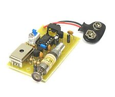 KitsUSA K-6998ASB Fully Assembled Miniature Alpha-Beta and Gamma Geiger Counter