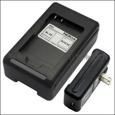 Battery Charger for NOKIA BL-4C 2220 Slide 2220s 2705 Shade 7705 Twist 3108 7270