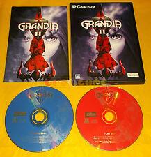 GRANDIA II 2 Pc Versione Ufficiale Italiana ○ COMPLETO - CY