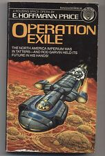 Operation Exile by E. Hoffmann Price (1985, Paperback)