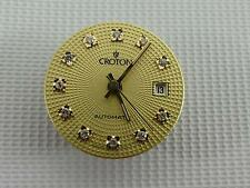 (Ref165CF) Antique Croton 25 Jewel 2671 Automatic Ladies Watch Movement