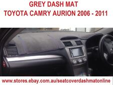 DASH MAT,DASHMAT,DASHBOARD COVER FIT TOYOTA CAMRY AURION  2007-2009, GREY