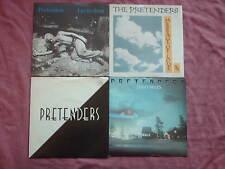 """PRETENDERS 4 7"""" SINGLES inc BRASS IN POCKET,2000 MILES etc"""