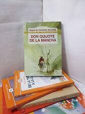 DON QUIJOTE DE LA MANCHA Spanish Literature Libros en Espanol