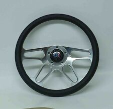 "14"" Billet Steering Wheel 5 hole"