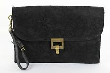 Jason Wu For Target Black Lace Clutch Purse Handbag