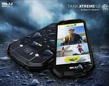 BLU Tank XTREME 5.0 Water Resistant T490Q Android 6.0  3G H+ Unlocked Phone Blac