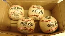 RARE VINTAGE OFFICIAL SPECIAL LEAGUE BASEBALL RED STITCHING No. 962-C SEALED