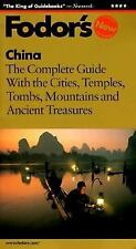China: The Complete Guide with Tombs, Mountains and Ancient Treasures (1st Edit