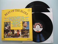 Various - Best Of The Blues, France', 3 LP-Box, Vinyl: m-
