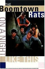 Boomtown Rats: On a Night Like This (2008, DVD NIEUW)