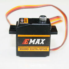 EMAX ES09MD Metal Gear Digital Micro Servo For 450 Helicopter Airplane