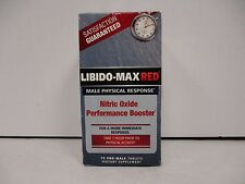 Libido-Max RED MALE PHYSICAL RESPONSE PERFORMANCE 75 Tblts EXP 6/17 DE 0035