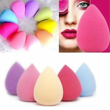 5pcs Drop Makeup Foundation Sponge Blender Puff Flawless Powder Smooth Beauty