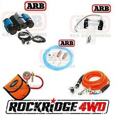 ARB Pack Twin Compressor Manifold EZ Tire Deflator Pump Up Kit & Airline Service