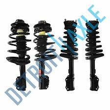 4pc Front and Rear Complete Quick Struts for Camry Coupe and Sedan 2.2L ONLY