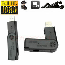 Mini M2 U Camcorder Spy Camera HD 1080P USB Disk Flash Hidden DVR Recorder New
