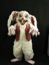 NEW PETER ROTTENTAIL EVIL RABBIT ADULT HALLOWEEN FANCY DRESS COSTUME - STD