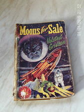 Moons For Sale By Volsted Gridban -Rare 1st edition Science Fiction Paperback