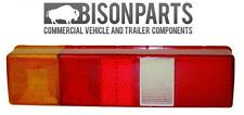 FORD TRANSIT TIPPER LUTON PICKUP CHASSIS CREW CAB REAR BACK TAIL LIGHT LENS NEW