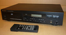 SANSUI CD-190 CD PLAYER DECK DIGITAL BLACK