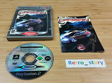 PS2 Need For Speed Carbon PAL