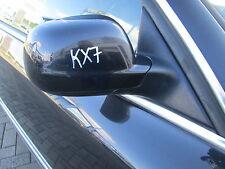 el. Außenspiegel rechts VW Passat 3BG 3B Spiegel schwarz LC9Z Black Magic