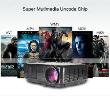 3500lumens 3d Smart Projector HD 1080p Short Throw Home Business HDMI VGA
