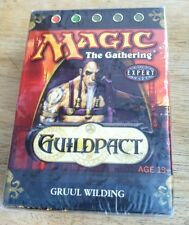 MTG Magic The Gathering Guildpact Gruul Wilding Theme Starter Deck New Red Green