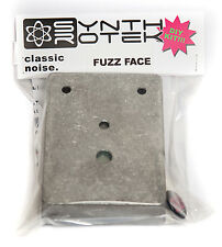 Synthrotek Arbiter Fuzz Face Clone Kit Guitar Effects Pedal