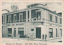 MORCIANO DI ROMAGNA - Sede della Banca Morcianese